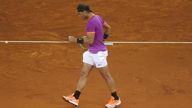 Rafael Nadal sumó otro título