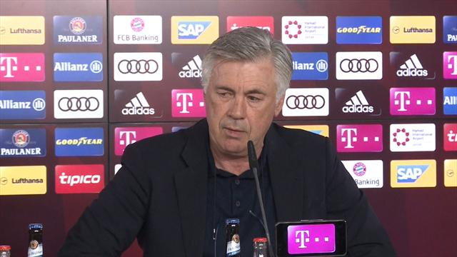 Ancelotti: Both teams can celebrate when Bayern play Leipzig
