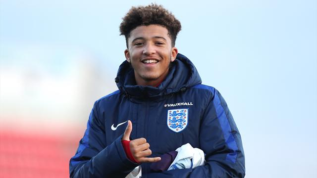 England pick Sancho, Foden and Gomes in strong squad for World Cup