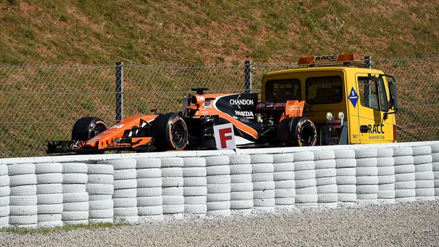It's Honda's problem, not mine, says Alonso