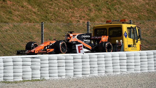 It's Honda's problem, not mine, says Alonso