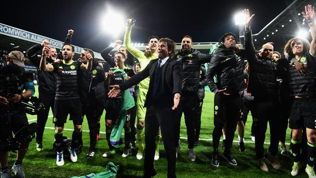 El Chelsea no espera más y se proclama campeón de la Premier