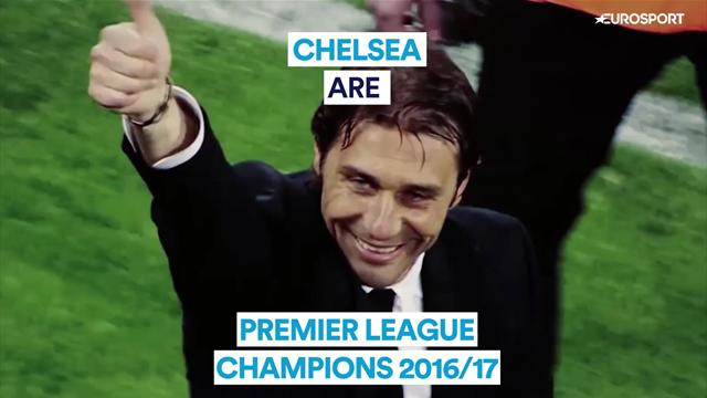 Congratulations to Chelsea Football Club - Premier League Champions