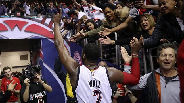 «Вашингтон» вырвал победу вматче с«Бостоном» исравнял счет всерии