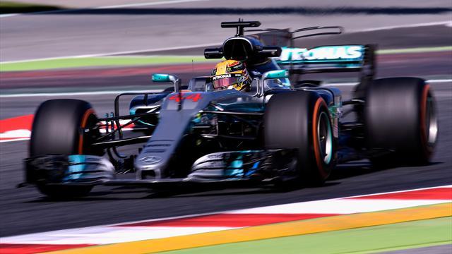 Hamilton, Vettel, Alonso, rafales : les clés de la course à Montmelo