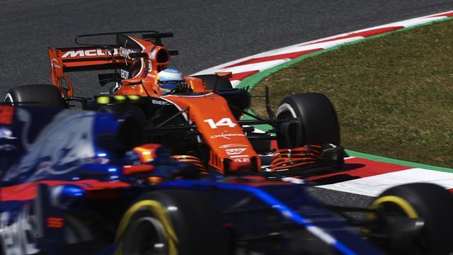 Otro milagro 'made in' Alonso en Barcelona y nueva pole de Hamilton