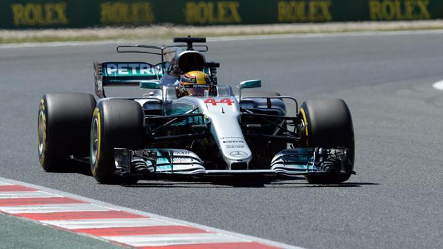 Hamilton schnappt sich Barcelona-Pole vor Vettel