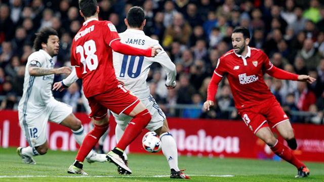 El Real Madrid le pone precio a James Rodríguez