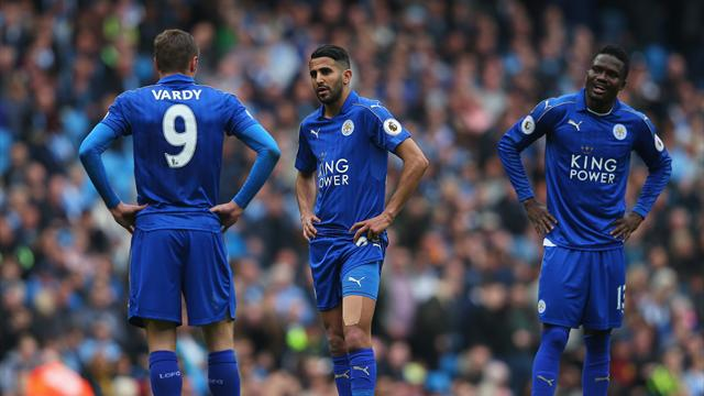 Huge let-off for Man City as Leicester pay for bizarre Mahrez penalty
