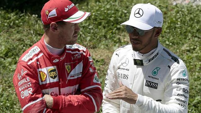 Lewis Hamilton partirá primero en Gran Premio de España