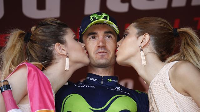 Исагирре выиграл восьмой этап «Джиро»