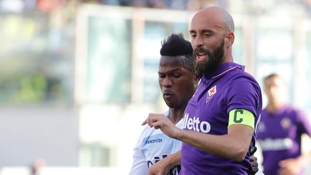 Inter, accordo trovato con Borja Valero: da lunedì si tratta con la Fiorentina