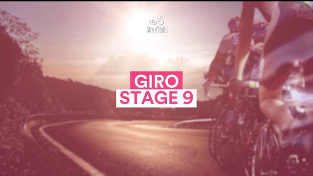 Giro d'Italia Stage 9 preview: Montenero di Bisaccia - Blockhaus