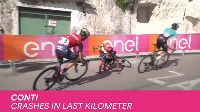 Giro d'Italia 2017: Stage 8 Key Moments