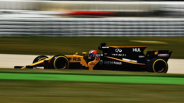 """Renault reconnait de la """"chance"""" dans son meilleur résultat depuis son retour en F1"""