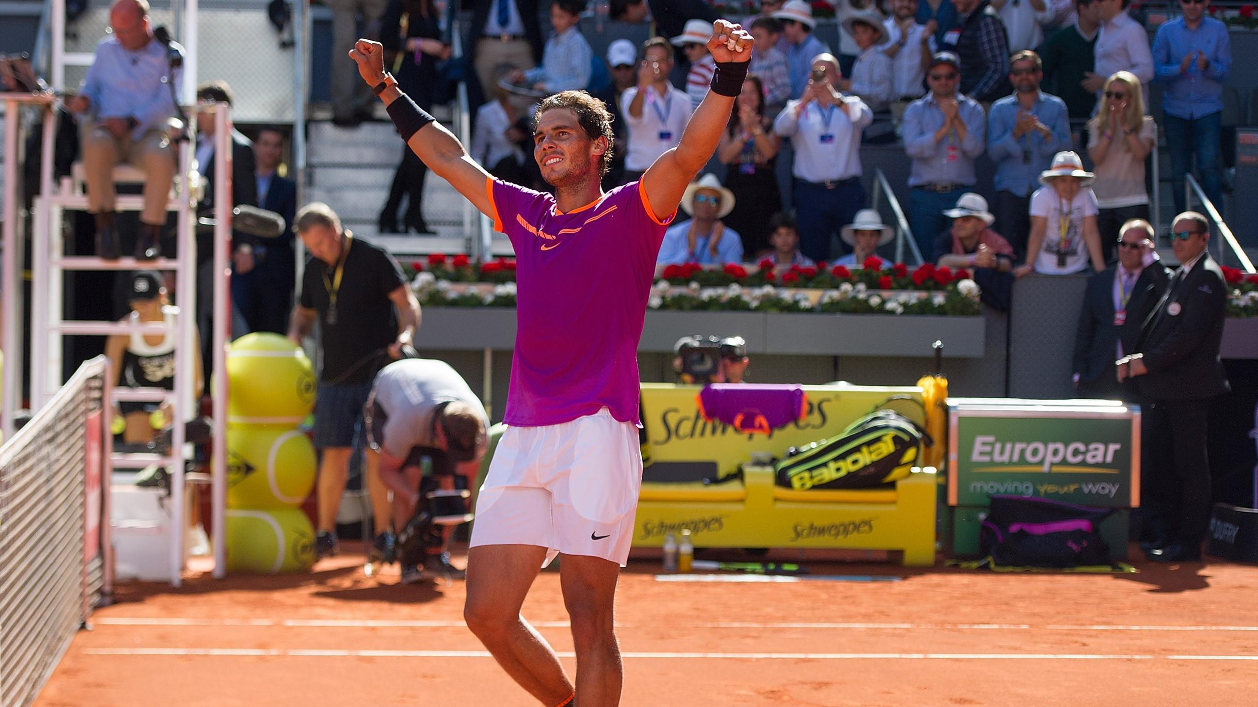 Nadal destroys Kukushkin - Monte Carlo Masters 2012