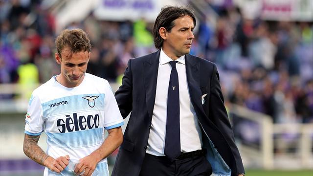 La Lazio trébuche avant la finale de coupe