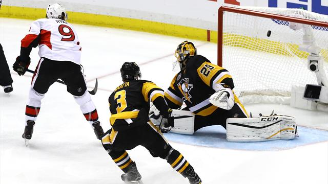 Ottawa frustre Pittsburgh