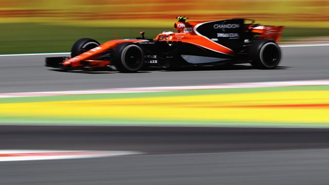 Vandoorne n'a pas un pilotage adapté à la F1 et McLaren l'exhorte à en changer