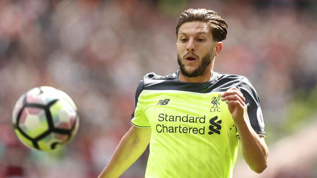 Adam Lallana named in Liverpool's squad for Champions League clash against Sevilla