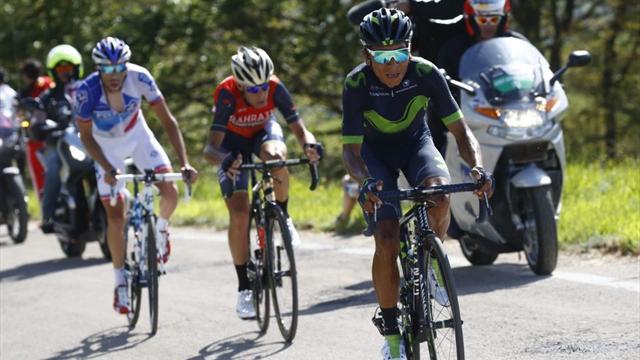 Pour les favoris, ce Giro s'est perdu partout, sauf à Milan