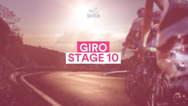 Giro d'Italia Stage 10 preview: Foligno - Montefalco