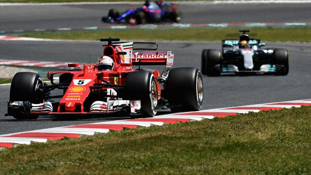 Hamilton: Battle with Vettel one of 'rawest' of career, but I love it