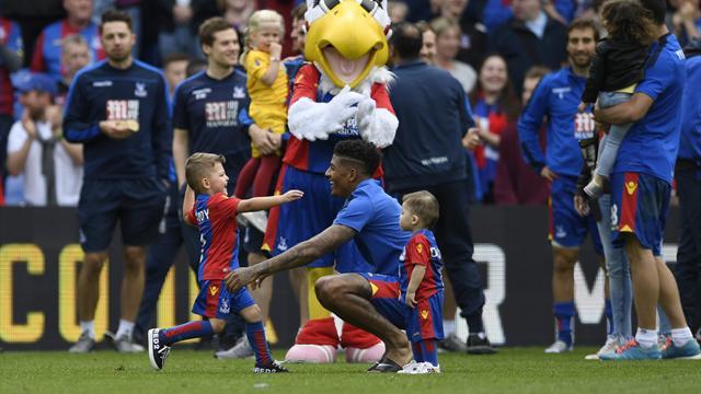 Hull relegated as Crystal Palace run riot