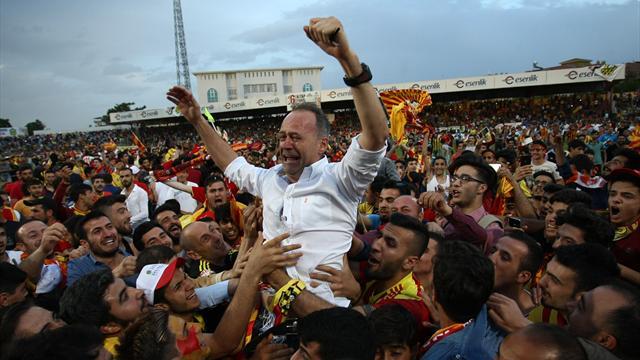 Süper Lig'in yeni takımları Yeni Malatyaspor ve Sivasspor