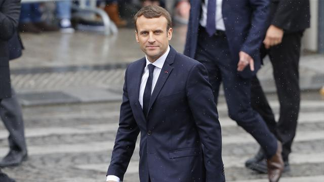JO 2024: Emmanuel Macron rencontrera Thomas Bach lundi à Lausanne