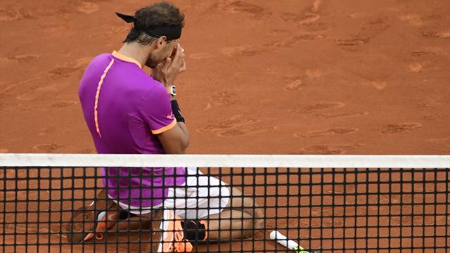 Nadal poursuit sa razzia au terme d'un sacré combat