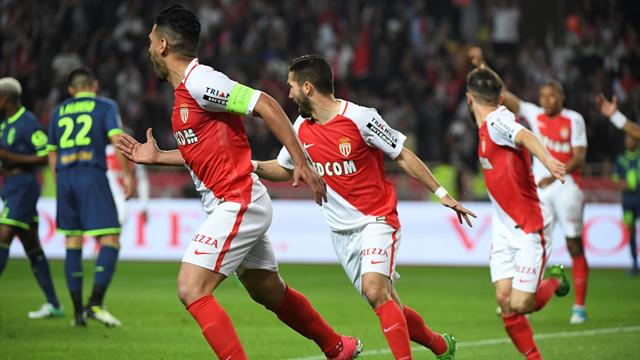 Monaco within touching distance of first Ligue 1 title since 2000