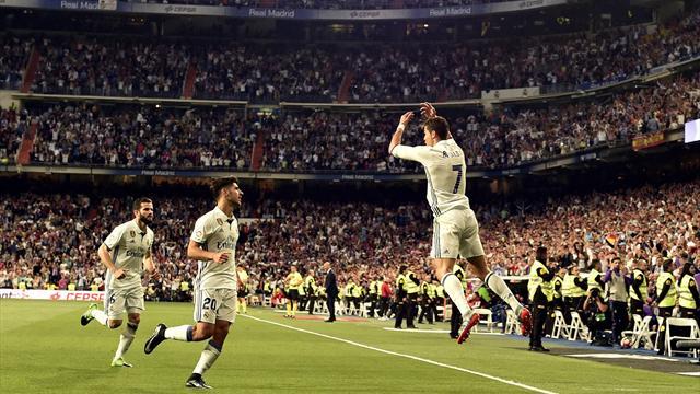LaLiga, Real Madrid-Sevilla: Madera de campeón (4-1)