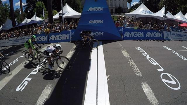 Giorgia Bronzini vince la 4^ tappa del Giro della California