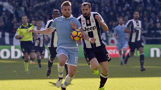 Juventus-Lazio: probabili formazioni e statistiche