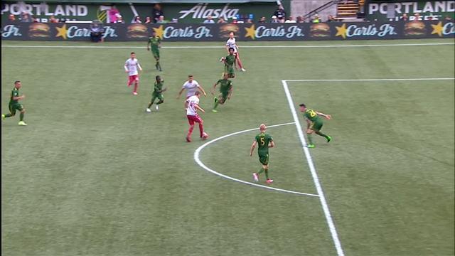 Høydepunkter: Portland Timbers - Atlanta Utd