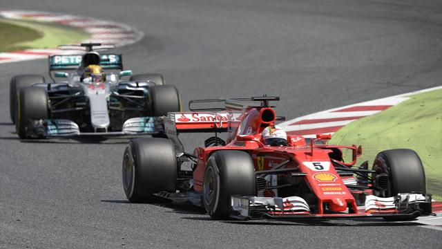 """Pressestimmen zum Barcelona-Wahnsinn: """"In Hamilton erwacht der Champion"""""""