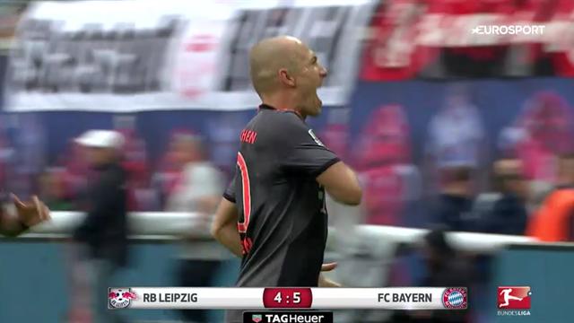 Watch Bayern Munich's miracle comeback to beat Leipzig 5-4