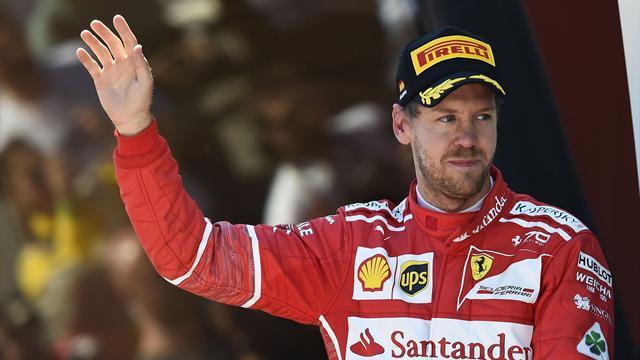 """Vettel ne décolère pas : """"Ils ont utilisé Bottas pour me bloquer"""""""