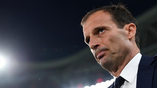 """Allegri: """"La Lazio ha meritato, giocando meglio e lottando di più; siamo stati dei polli"""""""