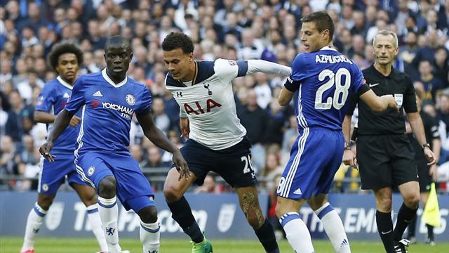 Chelsea, Spurs dominate Premier League player nominations