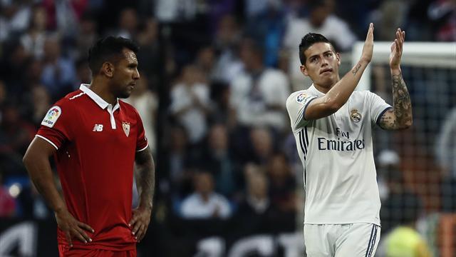 «Реал» хочет выручить затрансфер Хамеса €75 млн