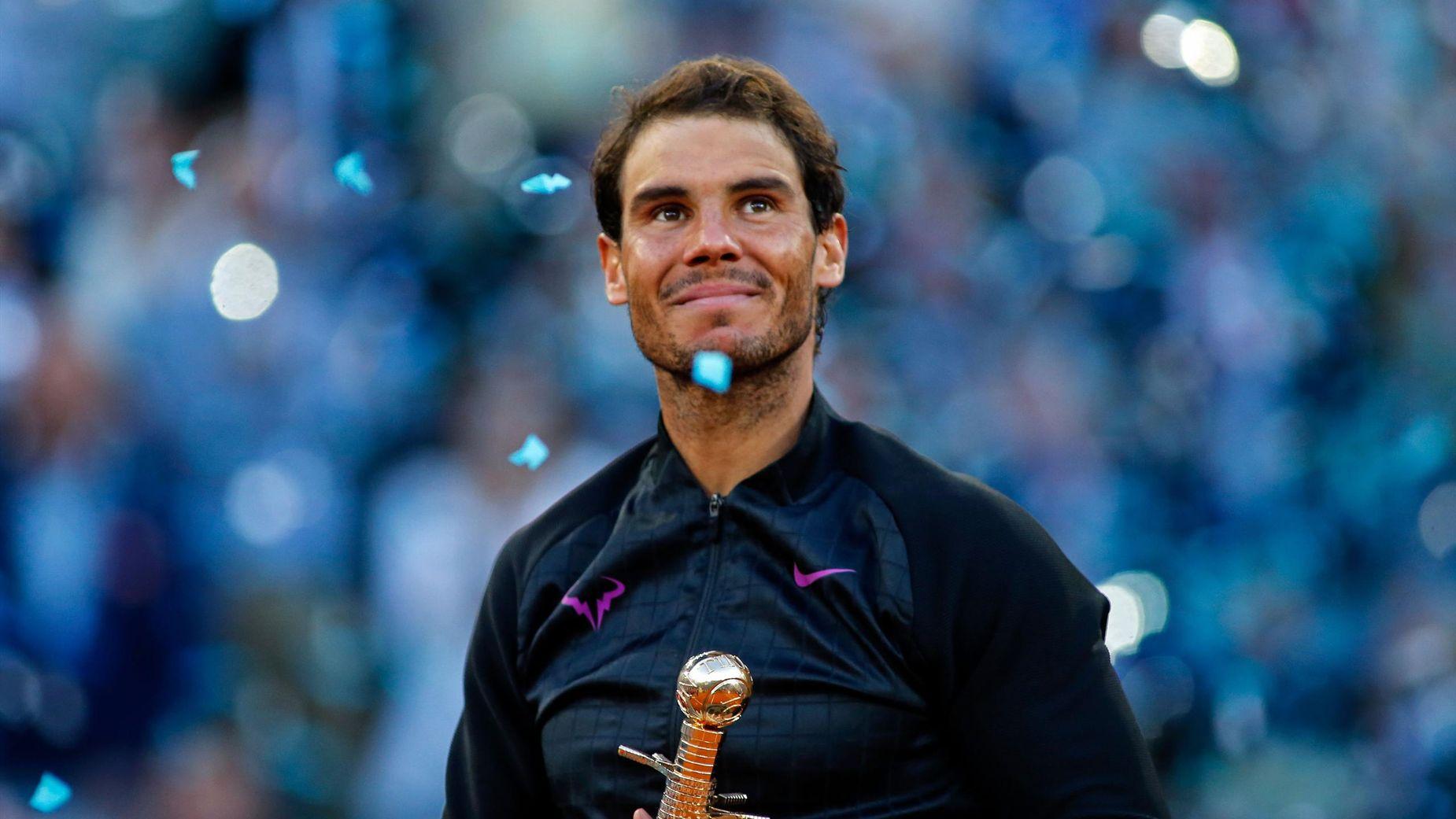 Rafael Nadal le roman de Roland Roland Garros 2017 Tennis