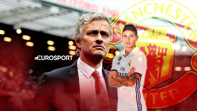 Euro Papers: James Rodriguez signs pre-contract deal with Man Utd