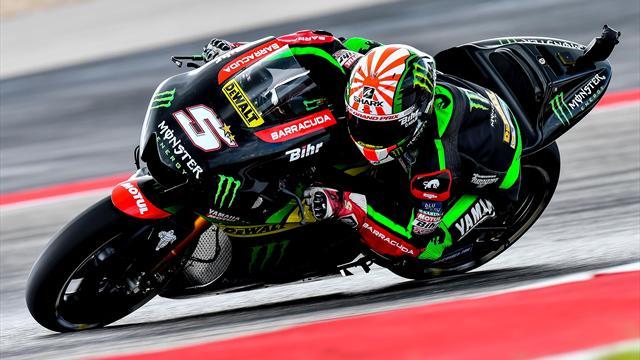Regardez en direct vidéo la saison MotoGP sur Eurosport Player