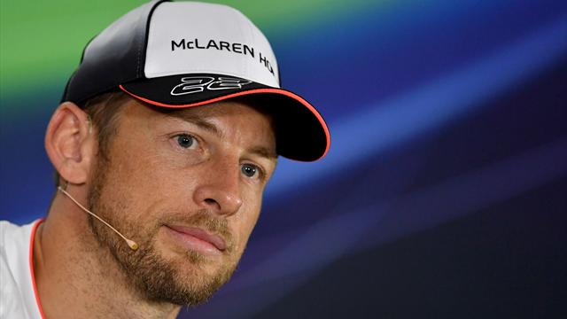 Button schließt Fortsetzung der Formel-1-Karriere nicht aus