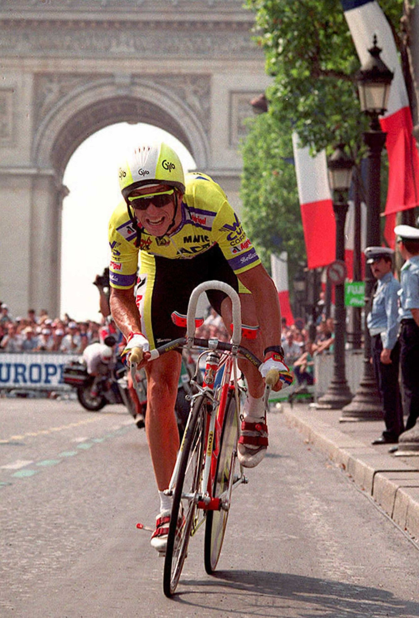 Greg LeMond - Tour de France 1989