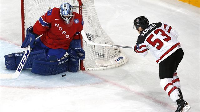 Her knuses Norges kvartfinalehåp