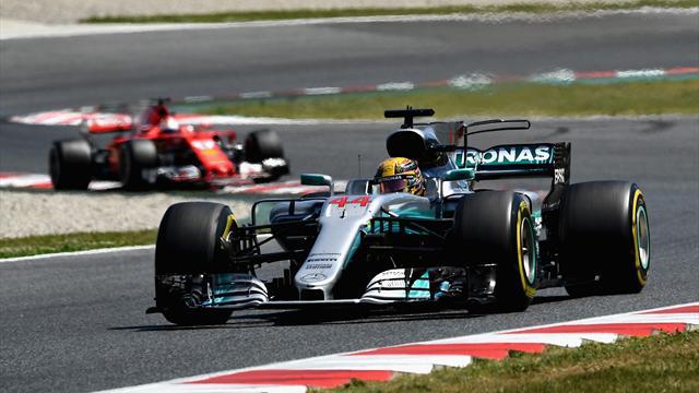 Hamilton, un champion à réaction