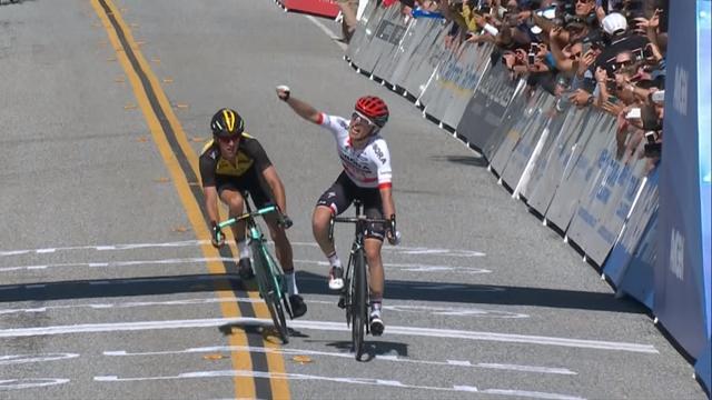 En vrai puncheur, Majka a remporté la 2e étape